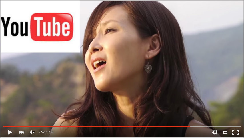 YouTubeで「Love Squall」
